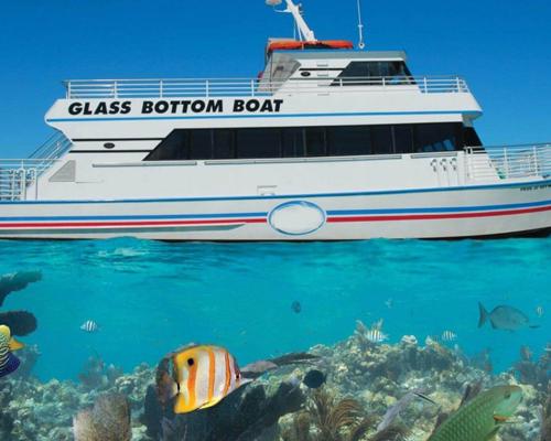 Glass Bottom Ride