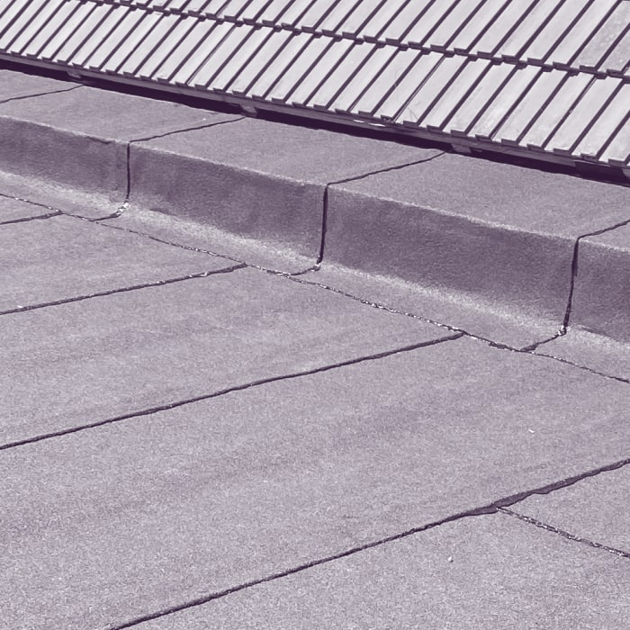 Flachdachabdichtung Bild. Der Meisterbetrieb für nahtlose Abdichtungen in Gänserndorf, Wien und Umgebung