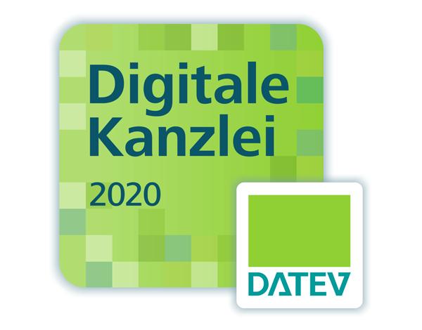 Datev Auszeichnung als Digitale Kanzlei