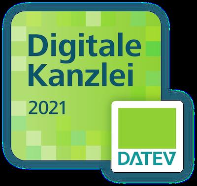 Abzeichnen von Datev als Digitale Steuerkanzlei 2021