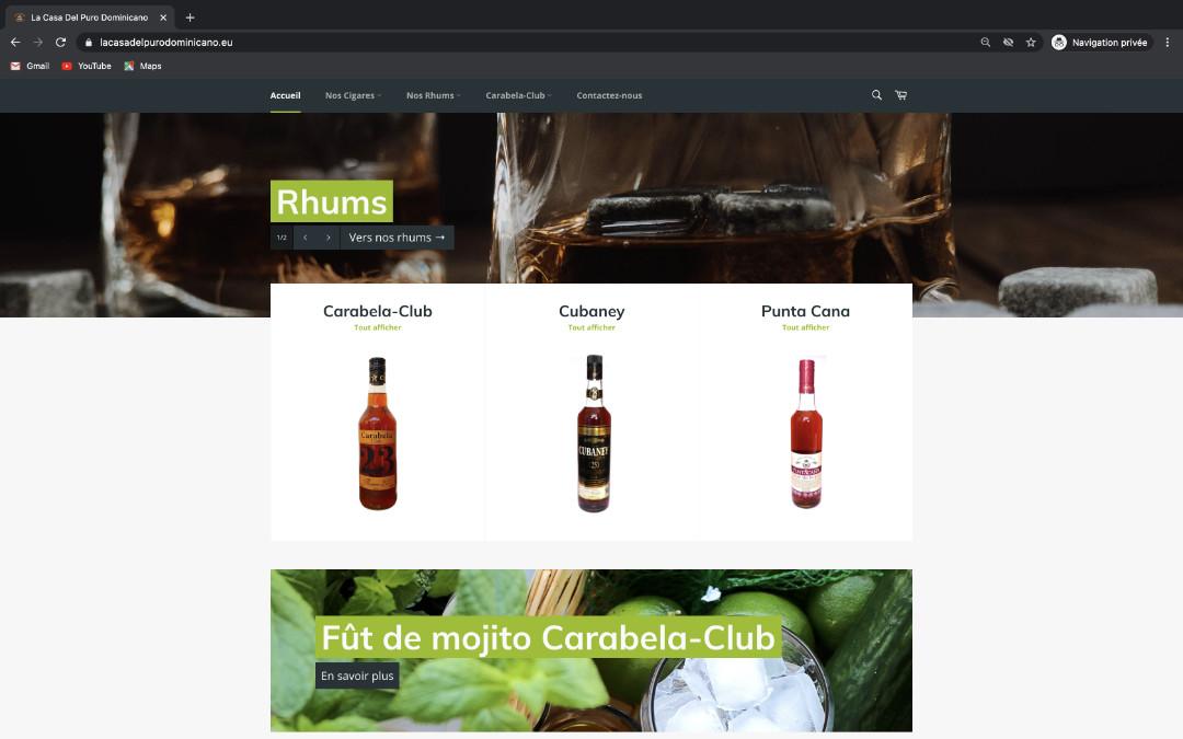 boutique en ligne la casa del puro dominicano