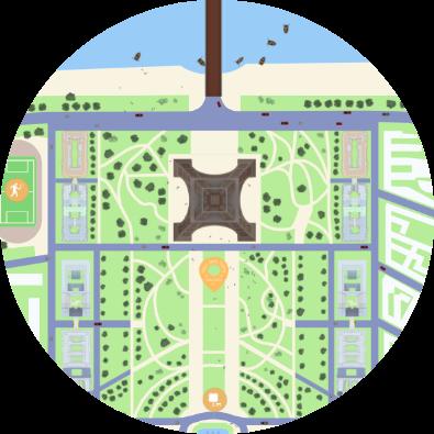 3D map demo