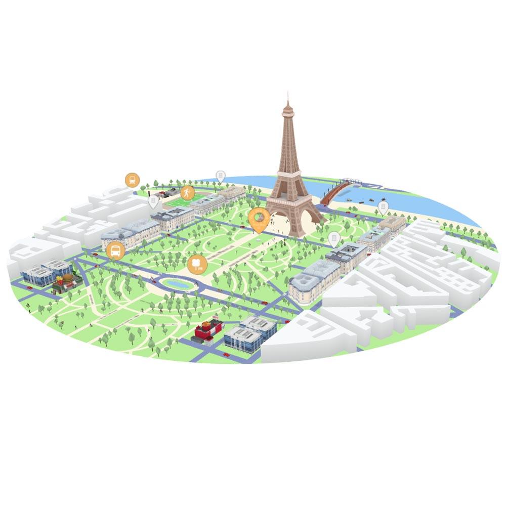 3D-map-demo
