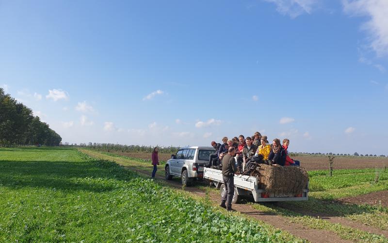 8. Forum Agroforst DEFAF Krämserfahrt