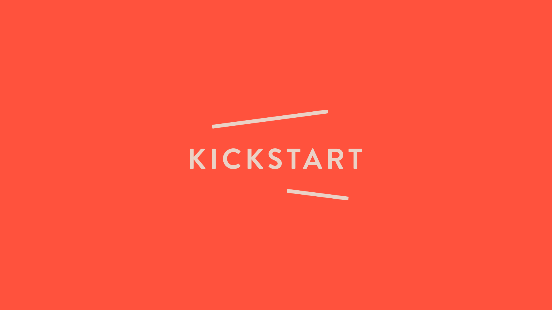 KickSTART 2020 - finale