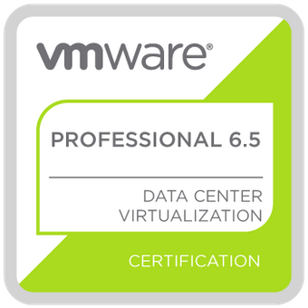 vmware professional certified