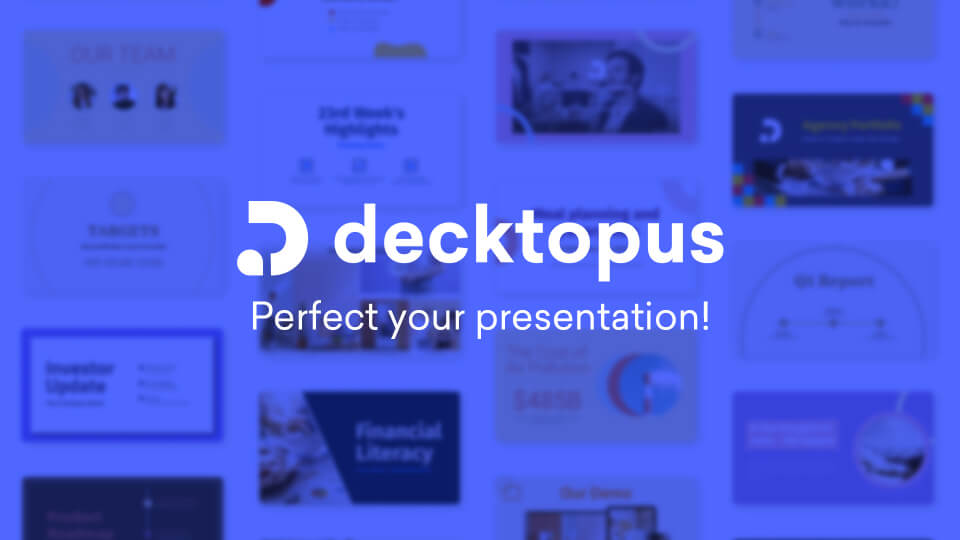 Decktopus Commercial Image