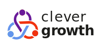 clever growth logo png