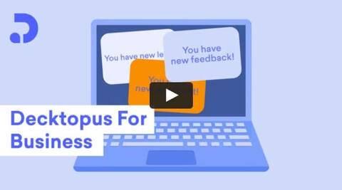 Decktopus for business