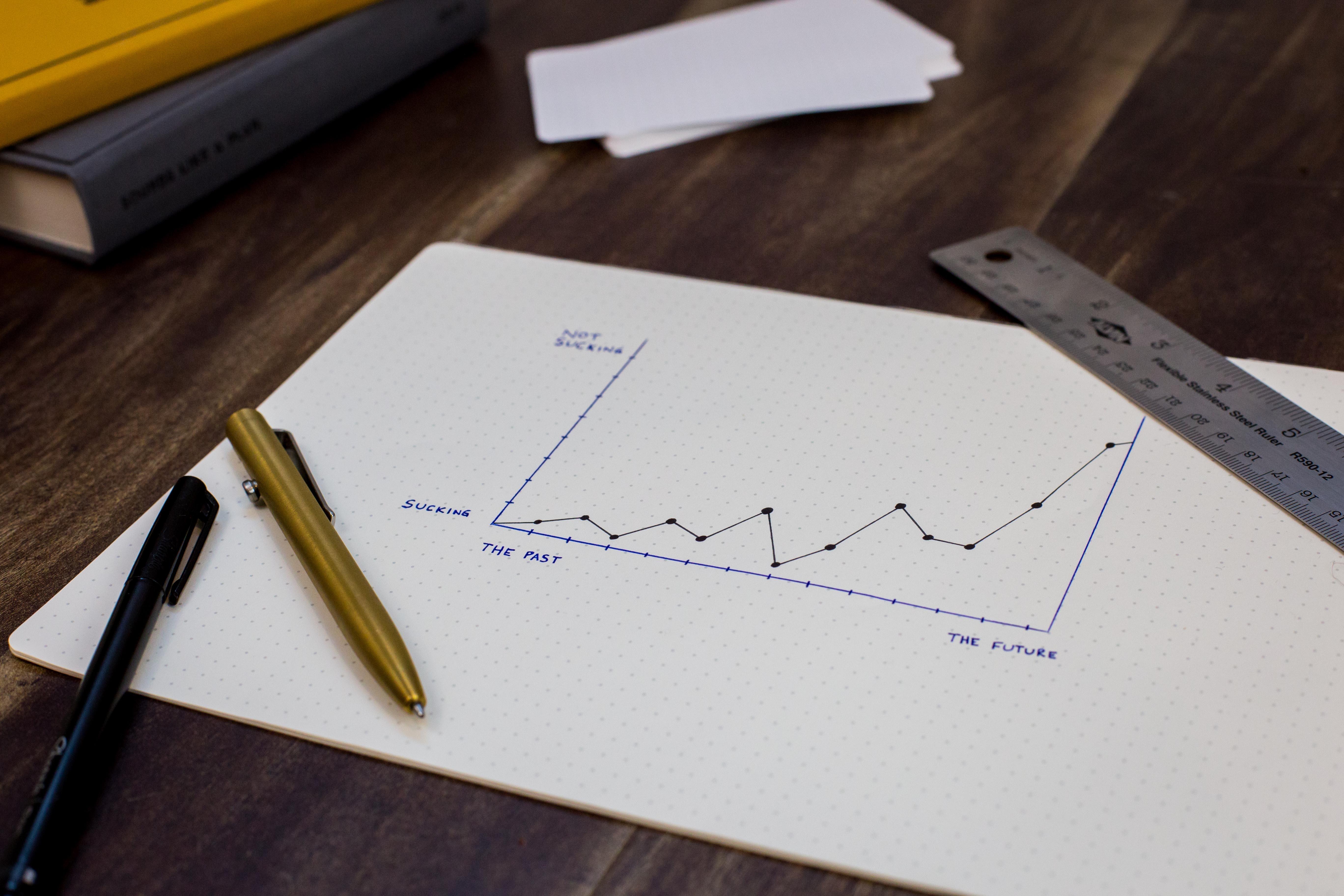 Progress report template prepared by Decktopus Content Team