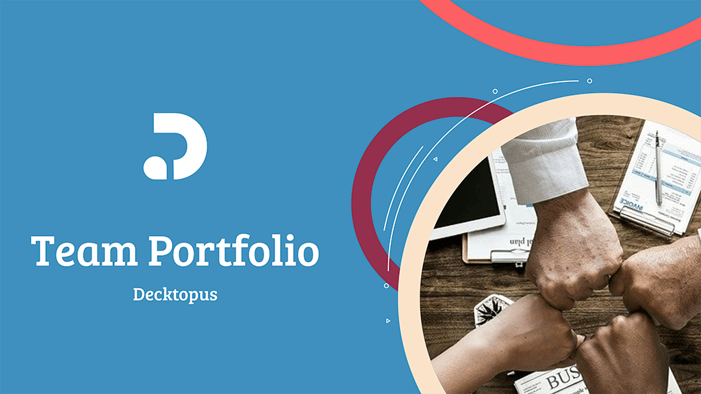 This is a great template to highlight the skill set your team offers and the unique assets they bring to the table. What are your team members' backgrounds, academic histories, career outlines, ambitions and personality traits?