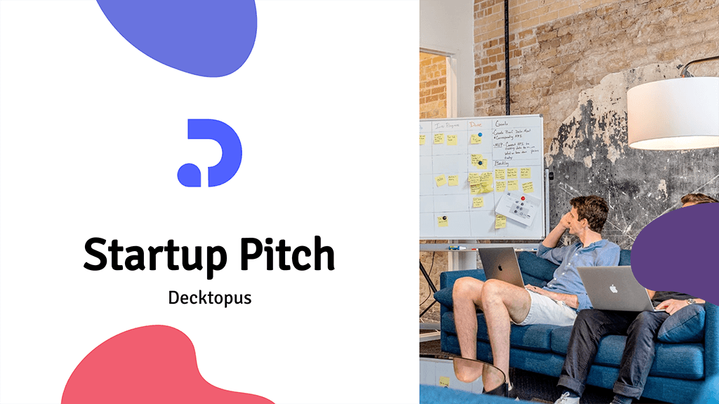 This is an extended startup pitch deck that delivers on the problem, market size, proposed solution, features of products and services, and competition. Service proposal: Give details about the problem in the market, pitch your solution, and capitalize on your references.