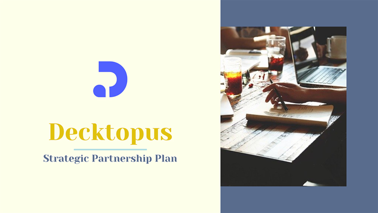 Give details about the problem you are trying to solve, the strategic agenda, solution proposal, features of your proposal, and partnership plan. Strategy development takes a step-by-step approach to grasp areas you need to focus on and challenge you will likely have to overcome.