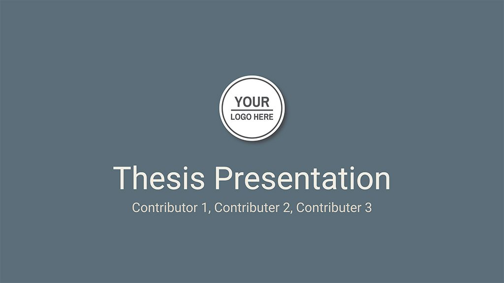 Deliver your thesis the right way through including the content, purpose, research, methodology, results, conclusion, and references! Impress your instructors with the delivery of your research findings through the correct outline, design and format.
