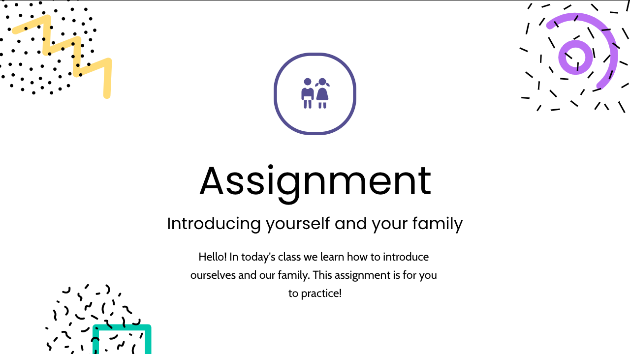 Take your fellow classmates and peers step by step through an introduction, assignment journey, course deliveries and material. Wow you teacher with a comprehensive research on your area of assignment and present the content in an engaging manner.