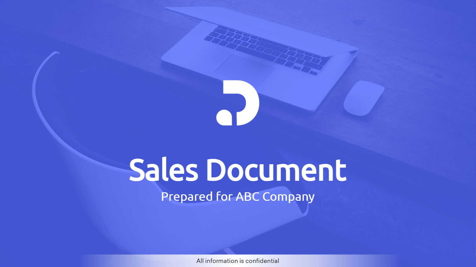 Sales documents are one of the critical documents salespeople use and optimize. This sales document template is prepared to kickstart a sales offer and take the stress out of sales teams. This template includes major bullet points of what a sales offer should have.