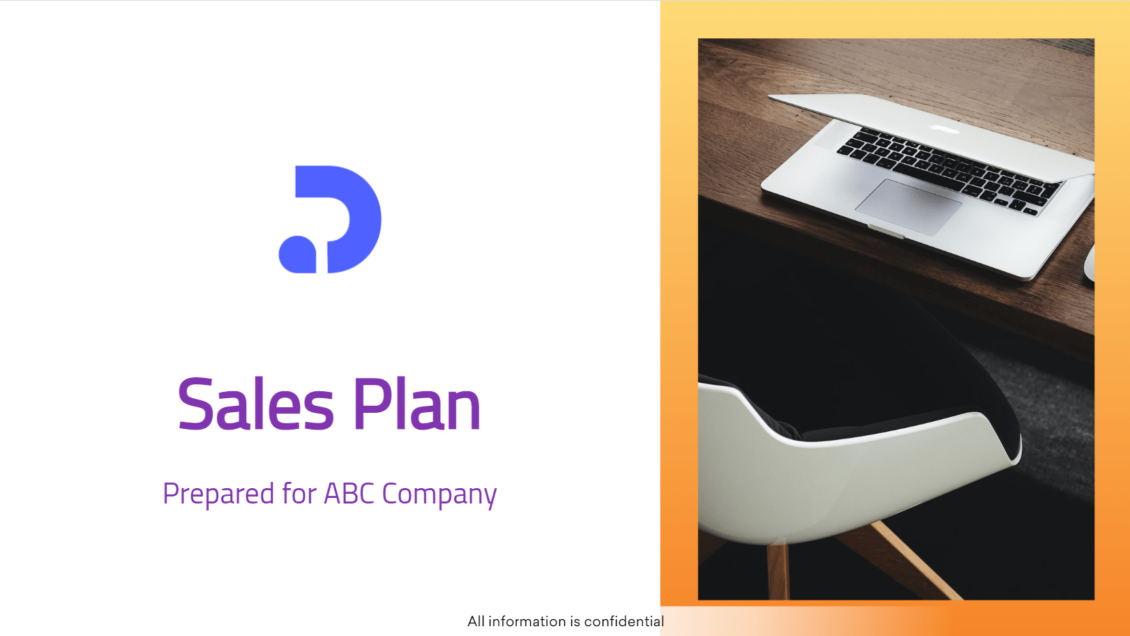 This sales plan template is designed for salespeople or small business owners to create a good-looking and solid sales offer&plan to their employees. If you are looking for a professional-looking template to go to your clients, this template is your start point. Click on use this template and start editing today. It must take less than 15 minutes.