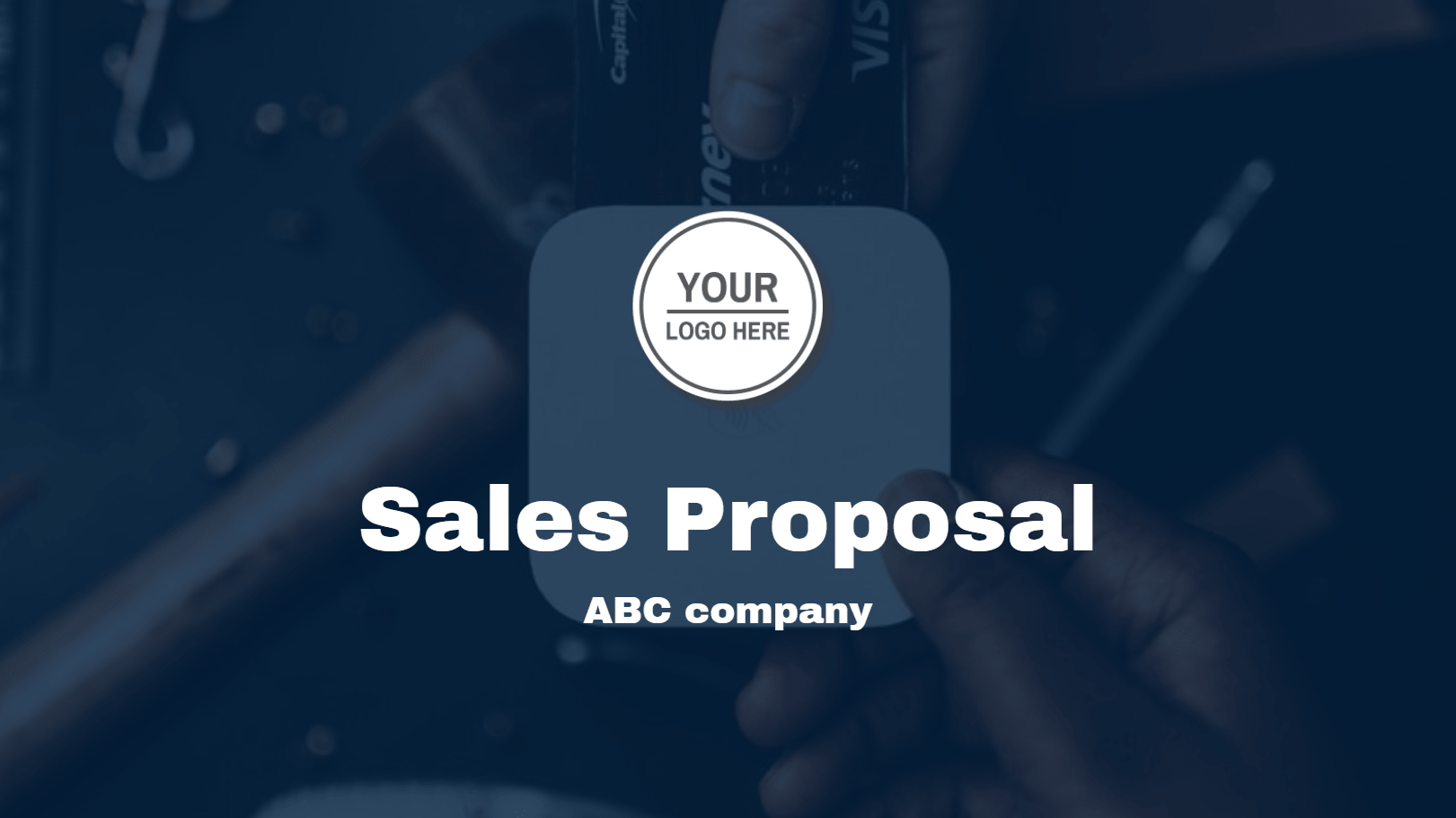 Sales proposals are one of the essential documents salespeople use and refine. This sales proposal template is prepared to kickstart a sales offer and take the tension out of sales teams. This template contains the most critical bullet points that should be included in every sales deal.