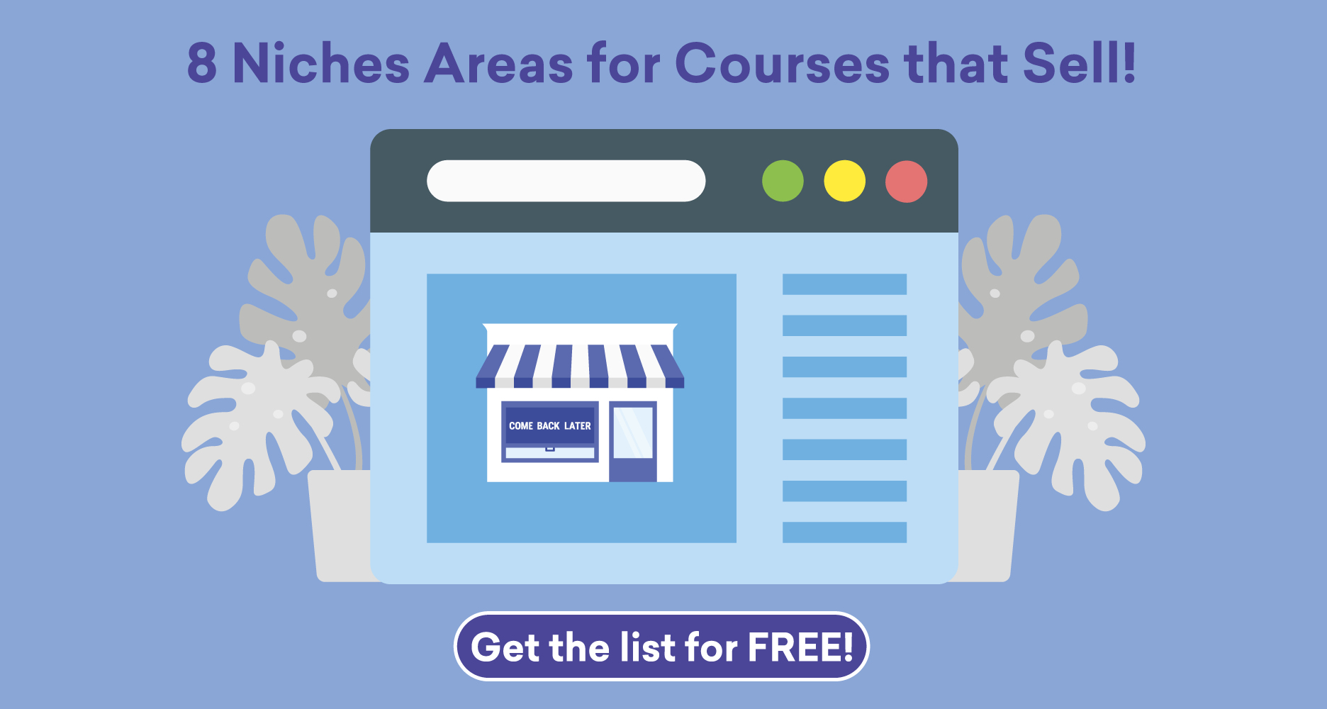 8 Niche Areas for Courses That Sell
