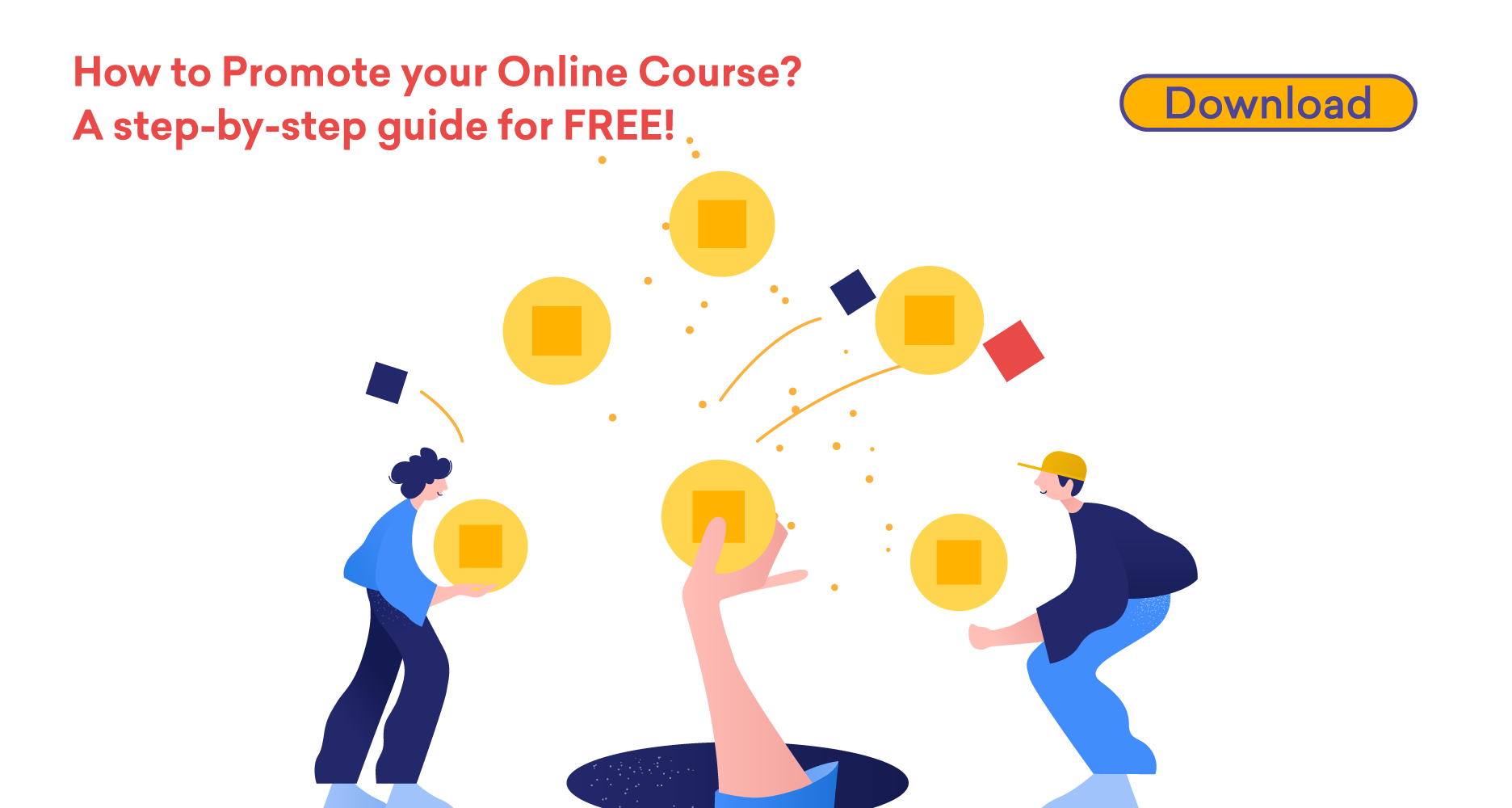 promoting online course