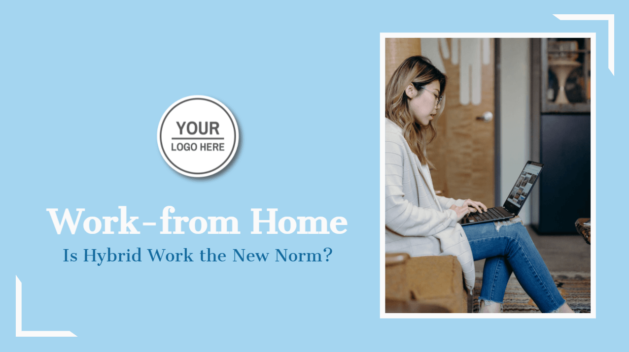 Many people are debating whether work from home will be the permanent new norm, or if offices will transition into hybrid working systems. Work models include remote, hybrid, and office where all employees work on site. Employees may prefer the relaxed dress code, personal space, less commuting expenses and childcare opportunities in remote work. But remote only concerns offer weaker coworker relationships, decreased productivity, and fewer career advancement opportunities. 47% of employees would likely look for another job if their employer doesn't offer a hybrid work model.