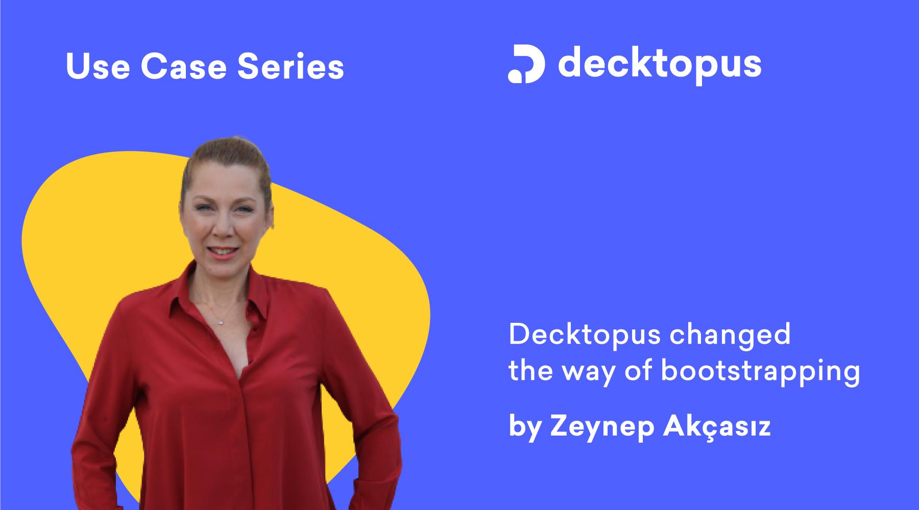Use Case Series prepared by Decktopus Content Team