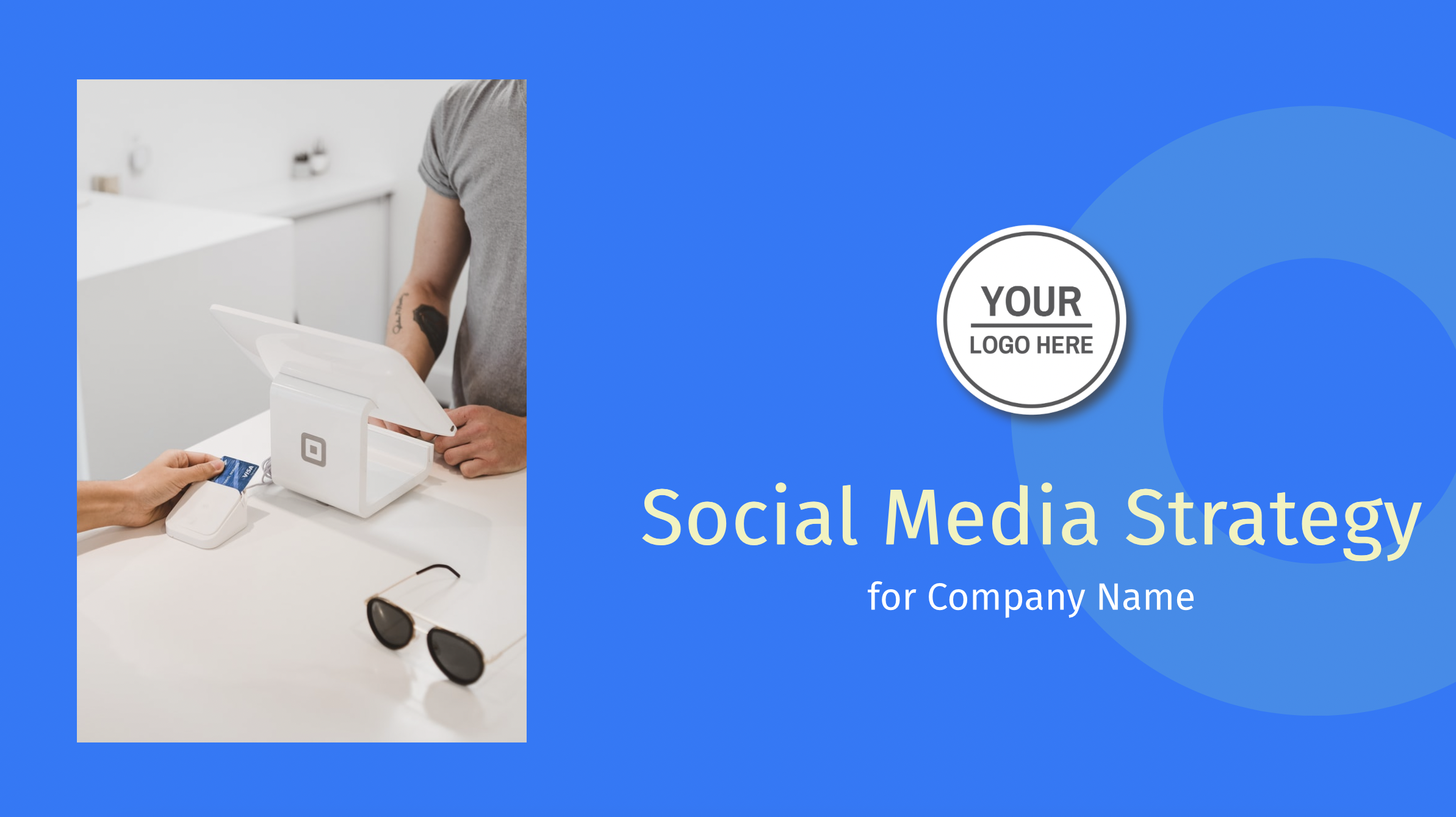 With your new social media content and strategy presentation coming up, you might want a handy social media strategy template on deck. Social media strategies include smart, measurable, attainable, relevant and time bound initiatives that your business should prioritize to boost conversions and increase brand awareness. Understand your audience persona, your unique value proposition, tone of voice, and how you will deliver your message through various social media platforms such as Instagram, LinkedIn, Twitter, Pinterest, Youtube, Facebook, Tiktok and more.
