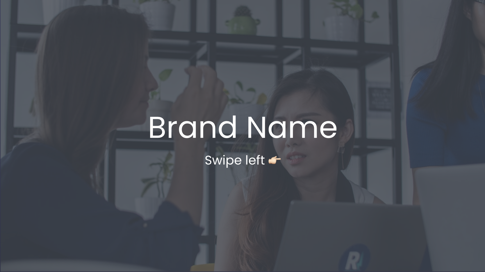 Are you a small business owner just starting out your business? Try this landing page with a user-friendly creation platform and no-code&no-design experience.