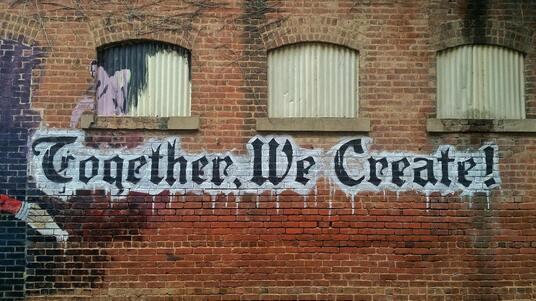 Together, we create!