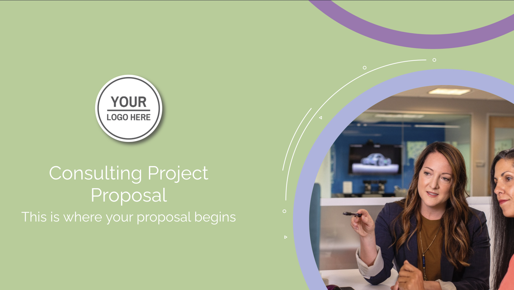 Through a project proposal, you can enhance the professional relationship you have facilitated between specific contributors and an organization.With the proposal, you build a framework regarding the project domain, clarify the objectives, and outline your plans and projections with regards to how they will be achieved.