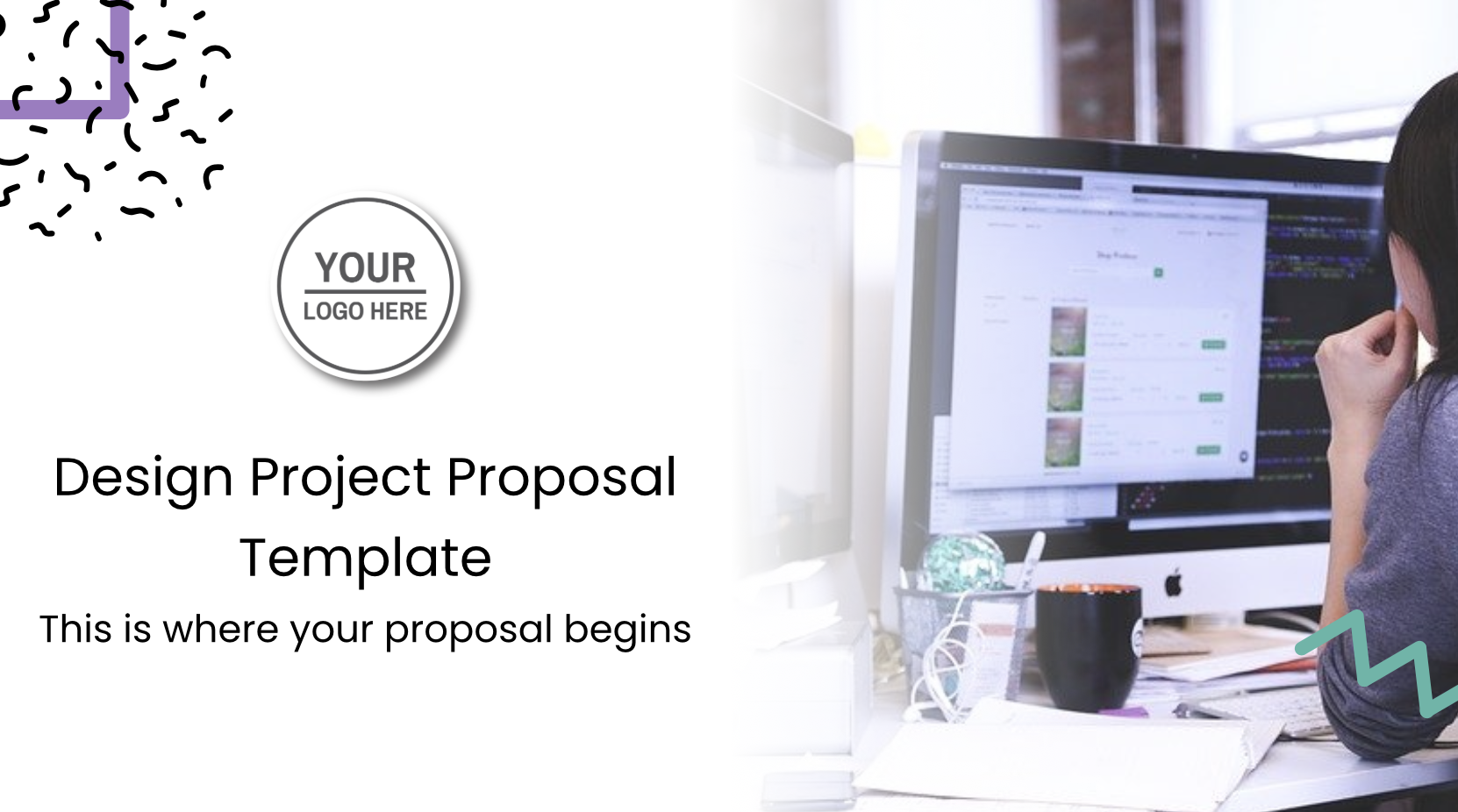 What Should a Project Proposal Template Include? Disclaimer, Table of Contents, Name of Organization & Project Title, Industries that the company has worked in