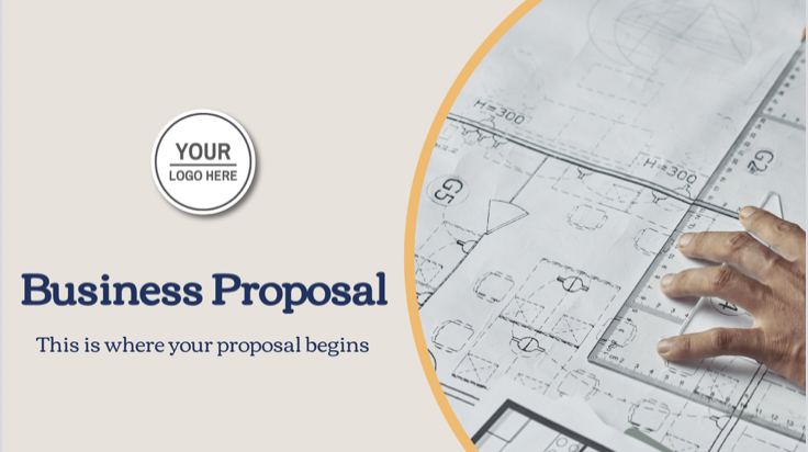 This presentation template is a multi purpose template that can be personalized for any kind of business proposals. Use Decktopus to make your proposal engaging and converting!