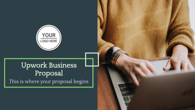What is an Upwork Proposal? An Upwork offer allows you to submit your application to convince clients that you are the perfect candidate for the position. This short and concise introduction, similar to a cover letter or elevator pitch, explains why the customer should hire you. It enables you to arouse a customer's interest in your services and mention critical points on how to solve their problem.