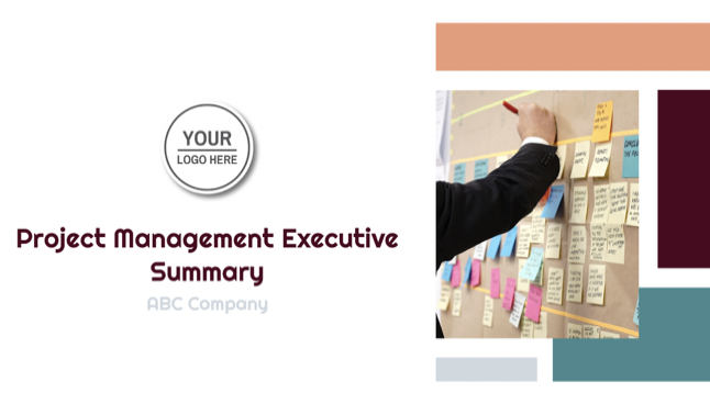 Are you a project manager looking to put together an executive summary for your new project proposal? This is the template for you! Try it out by starting your free account today!