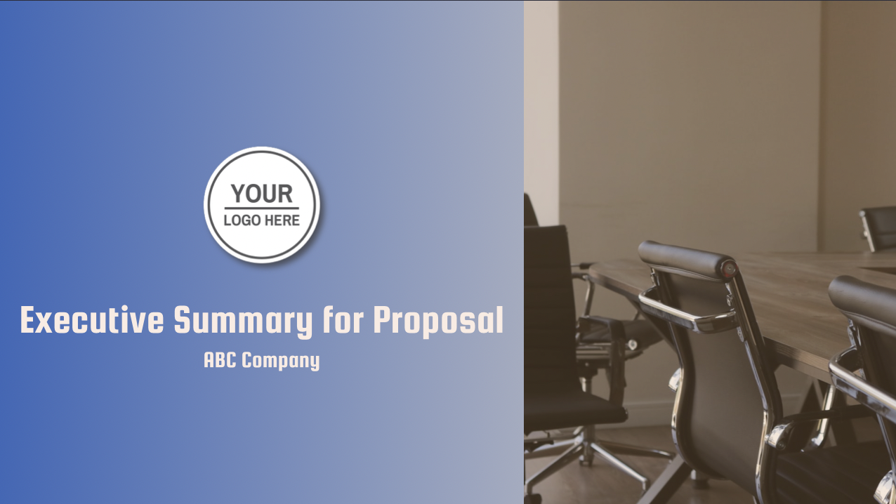 Proposals are the new way of gaining a final recognition or decision on your projects. For this purpose, it is key that you craft a proper executive summary that your audience can engage with.