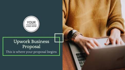 Upwork Business Proposal Template