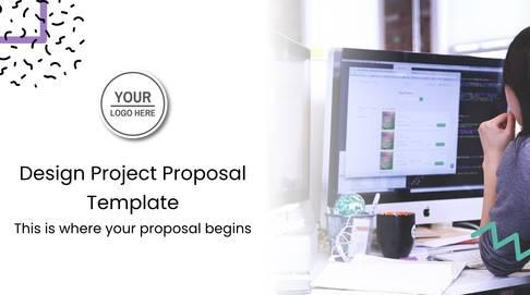Design Project Proposal Presentation Template