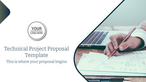 Technical Project Proposal Presentation Template