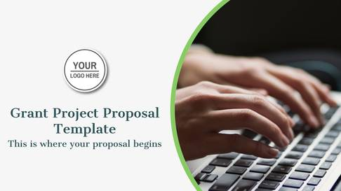Grant Project Proposal Presentation Template