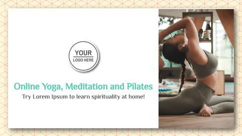 Online Yoga Course Proposal
