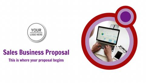 Sales Business Proposal Template