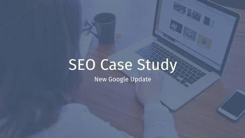 SEO Case Study Template