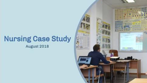 Nursing Case Study Template