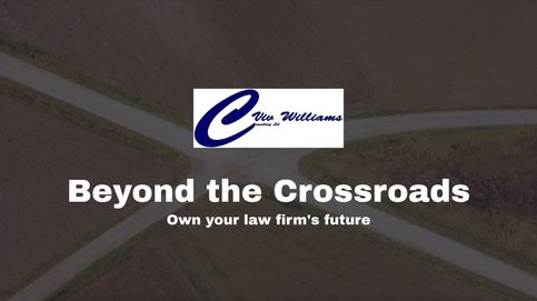 Strategic Advice for Law Firms at a Crossroads