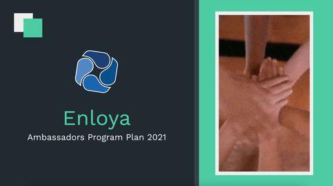 Enloya - The Legal Marketplace, Ambassadors Program 2021