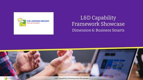 L&D Capability Framework Showcase