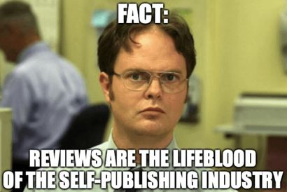 Promote your book meme