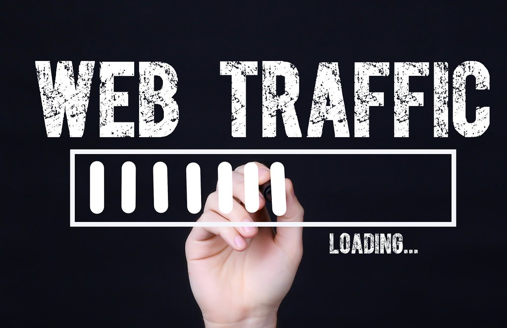 How to get traffic in first months of a business