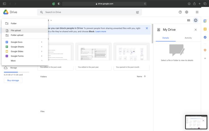 Convert PPT to Google Slides Step 4