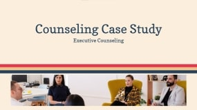 Counseling Case Study Template